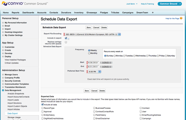 Schedule_data_export_salesforc